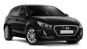 Group C - Hyundai i30 Hatch - ICAR