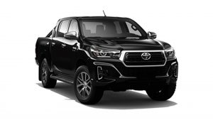 Group XZ - Toyota Hilux SR5 - DDAV