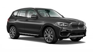 Group XK - BMW X3 - JFDR