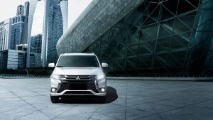 Group K - Mitsubishi Outlander