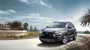 Group S - Mitsubishi ASX