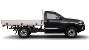 Group B - 4x4 Single Cab Ute - MPBD