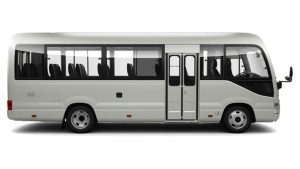Group K - Large Bus - PVAD