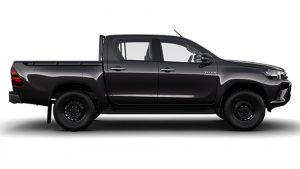 Group L - 4x2 Dual Cab Ute - MQMD