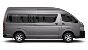 Group W - 12 Seater Bus - GVAD
