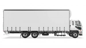Group XD - 8.5m Curtainsider - LKAD