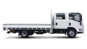 Group XE - 4.2m Tray Crew Cab - JKMR