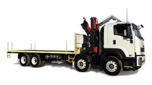 Group XP - Crane Truck - JXMD