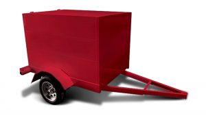 Group XW - Box Trailer - XYMN