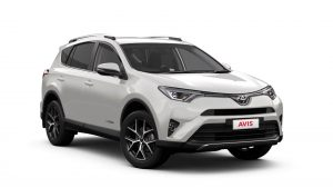 Group K - Toyota Rav4 - IFAR