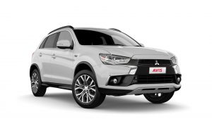 Group S - Mitsubishi ASX - CFAR