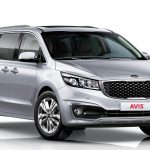 Group V - Kia Carnival - FVAR